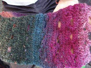 Al's scarf